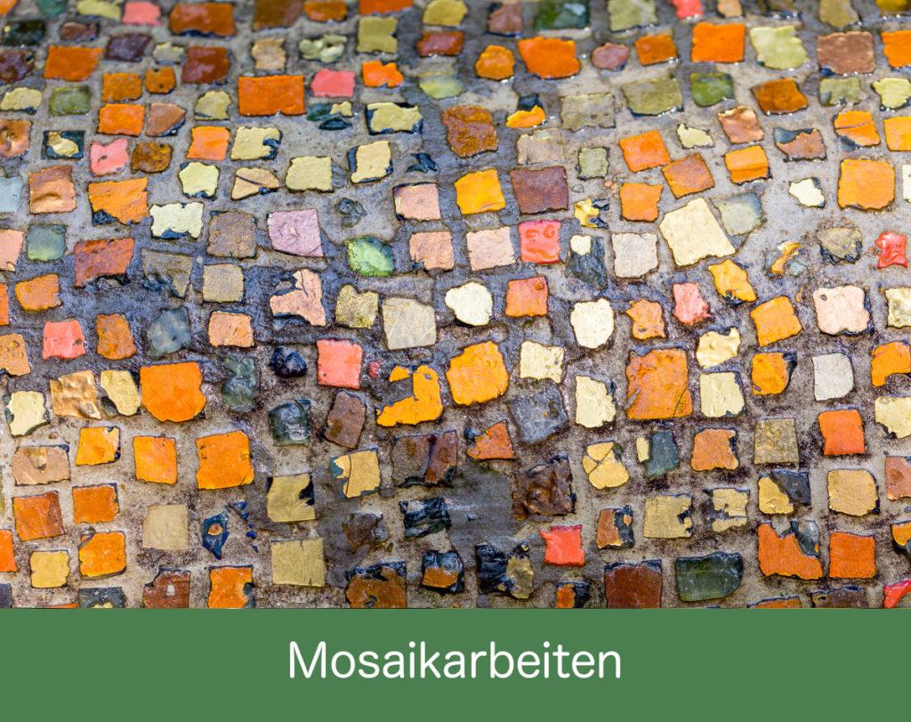 Mosaikarbeiten