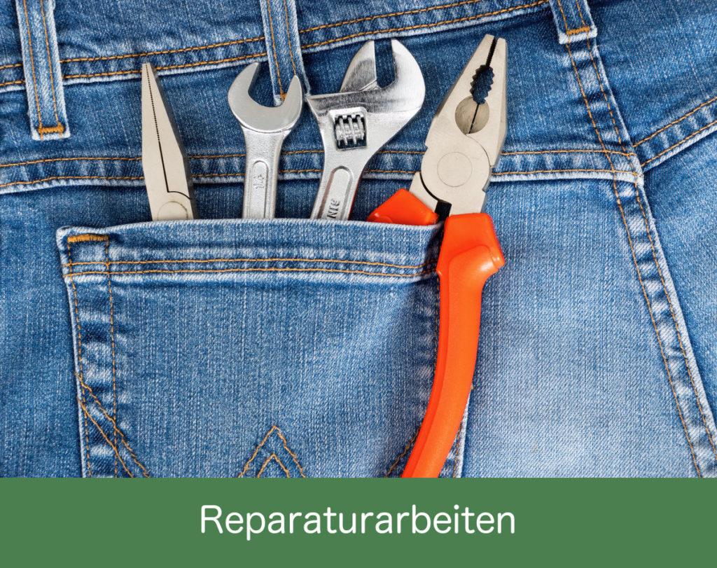 Reparaturarbeiten